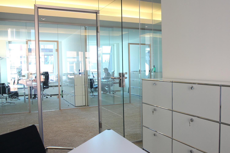 Exklusive Büroflächen der GALLERIA Passage Hamburg Grosse Bleichen Neuer Wall Hamburger Innenstadt.
