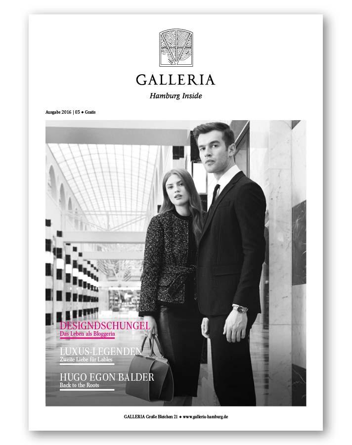 GALLERIA Hamburg Inside Ausgabe 3