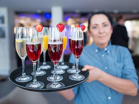 PrinzKommaBernhard Gastronomie GALLERIA Passage Hamburg Cocktails