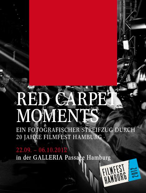 GALLERIA Passage Hamburg Filmfest Hamburg