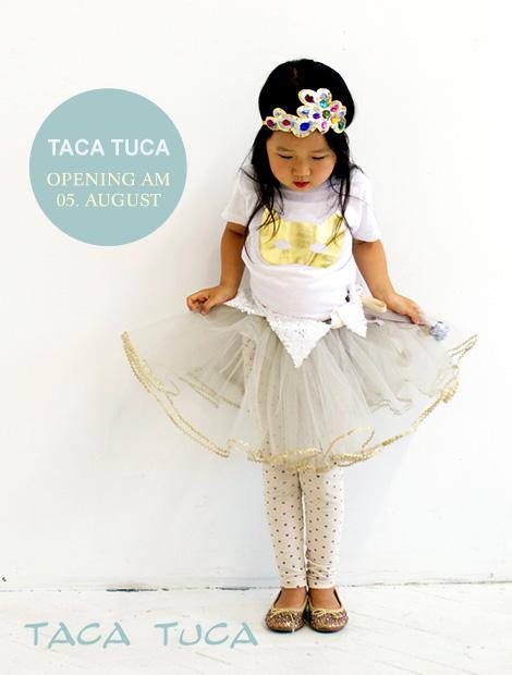 Eröffnung Taca Tuca GALLERIA Passage Hamburg