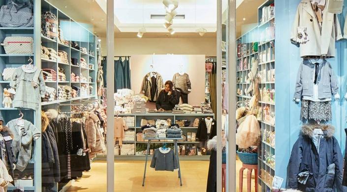 Taca Tuca GALLERIA Passage Hamburg Designerkindermode
