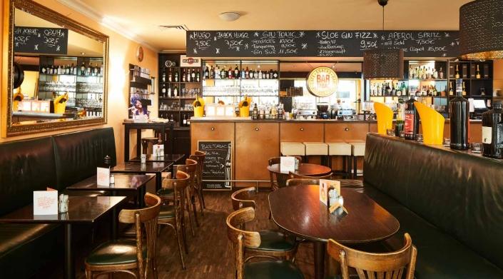Bar Tabac GALLERIA Passage Hamburg Bar und Café