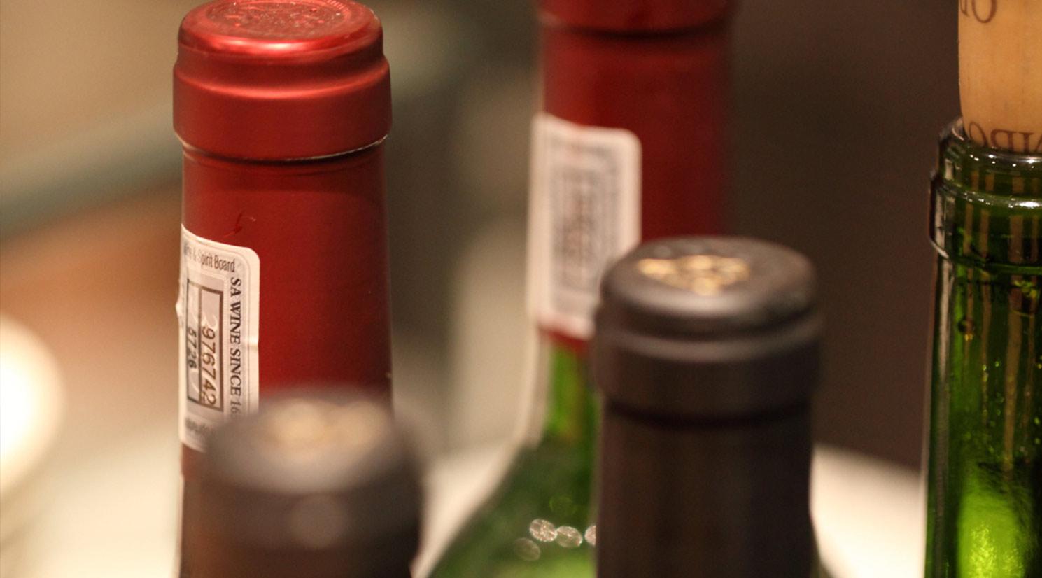 Petit Traiteur in der GALLERIA Passage Hamburg Bistro Wein.