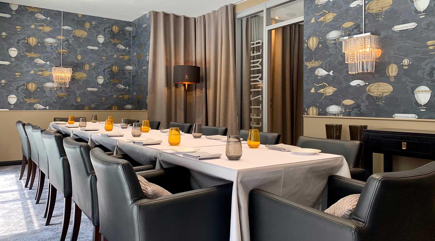 Petit Delice GALLERIA Passage Hamburg Henssler Restaurant