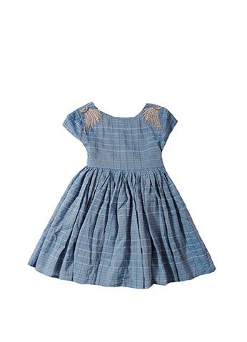 GALLERIA Passage Hamburg taca tuca Kindermode Mädchen Kleid