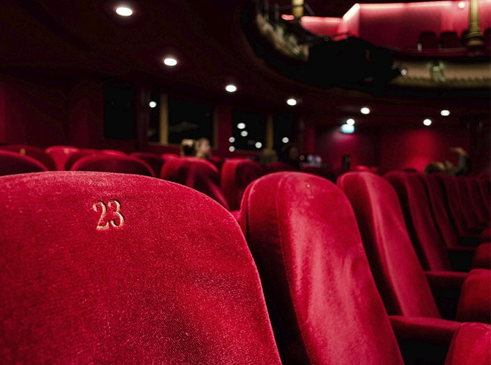 Filmfest Hamburg verkaufsoffener Sonntag GALLERIA Passage
