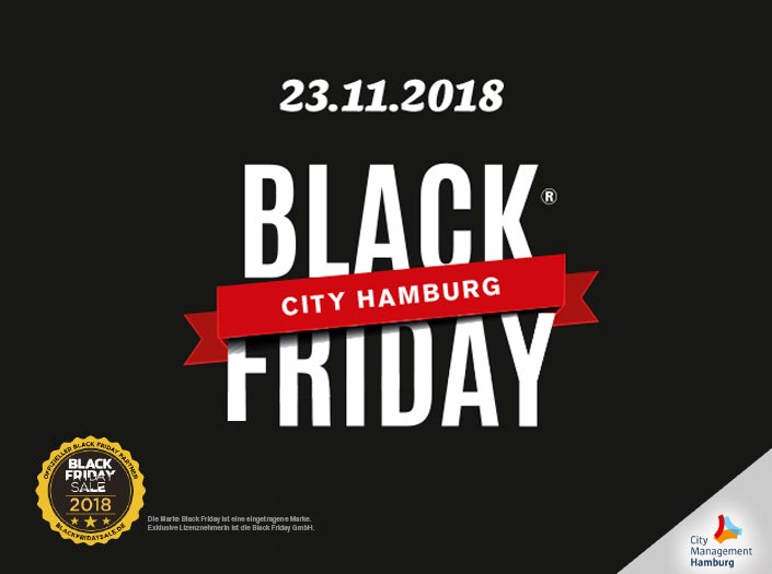 Black Friday Hamburg Galleria Passage Hamburg