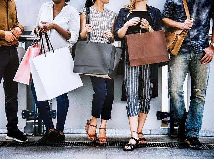 Gewinnspiel Hamburg Shopping-Gutscheine Galleria Passage