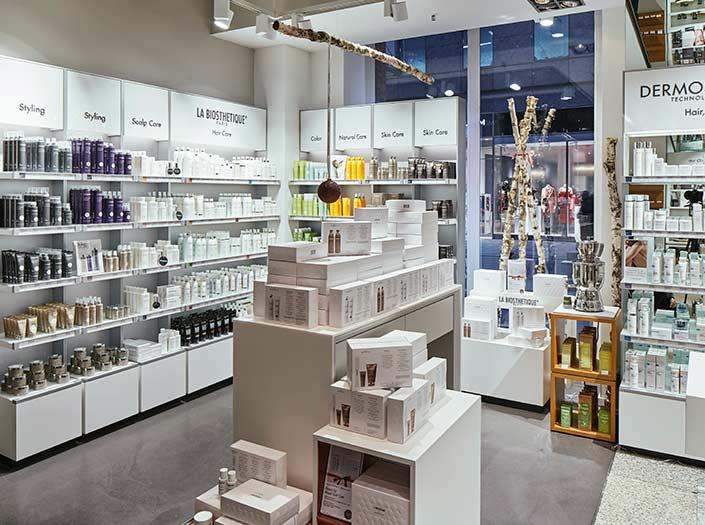 Profi Make-up Hautpflege Sevensenses verschenken zu Weihnachten GALLERIA Passage