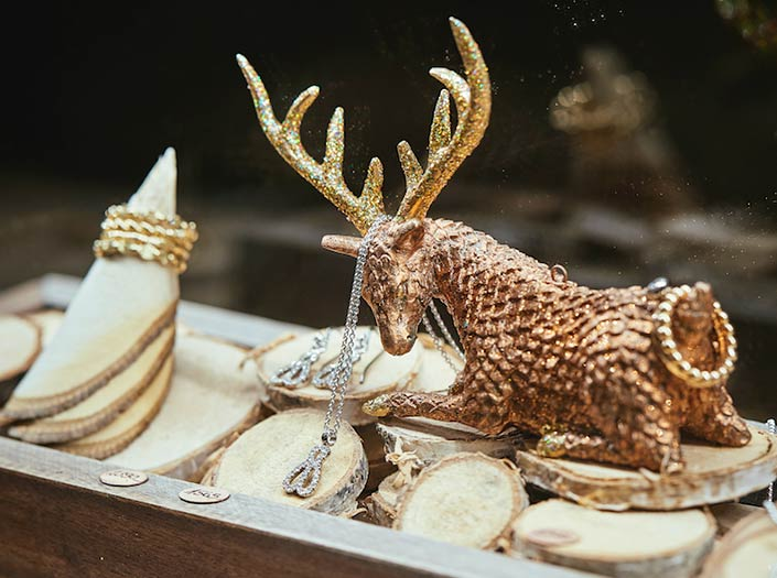 Goldschmied in Hamburg Botho Nickel Juwelier GALLERIA