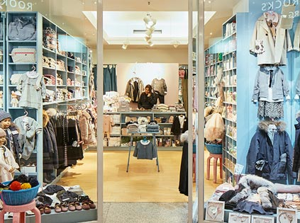 Designer Kindermode Store Hamburg Taca Tuca