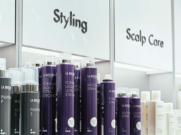 La Biosthétique Shampoo Produkte Sevensenses