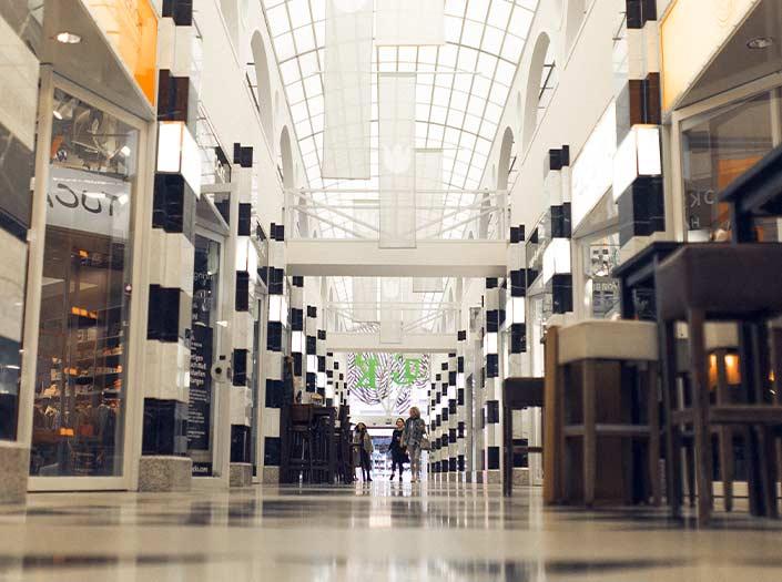 Robert Hausmann Marmor Galleria Architektur Hamburg Galleria Passage