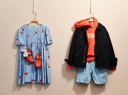 Kinderbekleidung Hamburg Taca Tuca Designermode GALLERIA Passage
