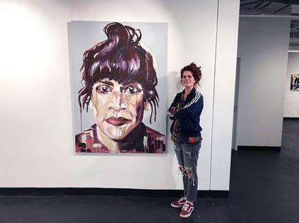 Kunstausstellung Hamburg in der GALLERIA Passage Große Bleichen 21