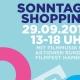 Verkaufsoffener Sonntag Hamburg GALLERIA Passage September