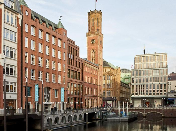Passagenviertel Hamburg