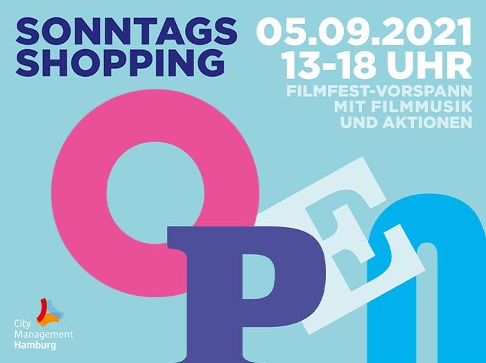 Sonntags-Shopping 5.9.2021